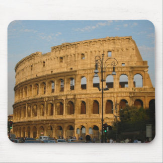 Old Colosseo Of The Rome Mousepad