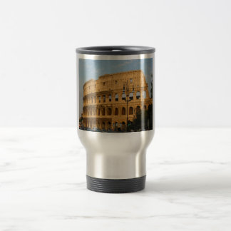 Old Colosseo Of The Rome Mugs