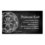 Old Compass Rose Double-Sided Standard Business Cards (Pack Of 100)