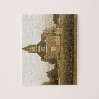 Old Country Church Puzzles