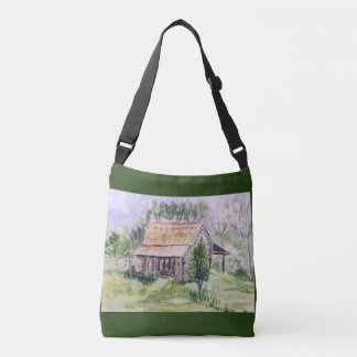 Old Country Shack Crossbody Bag