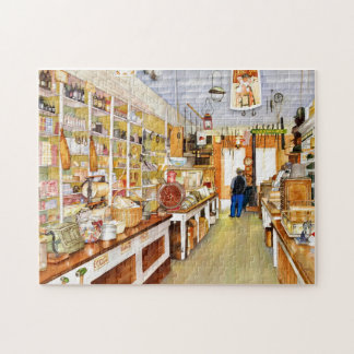 Old Country Store Puzzle