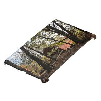 Old Covered Bridge. iPad Mini Cases