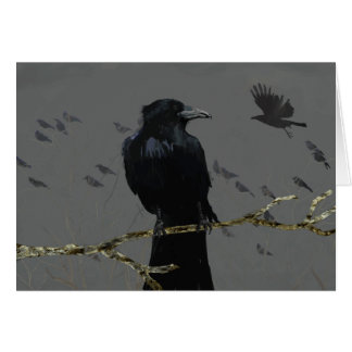 Old Crow Card