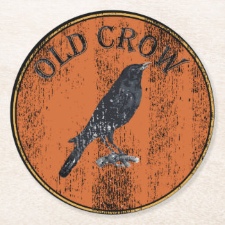 Old Crow - Old Geezer Coasters