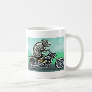 Old Crusty Biker Coffee Mug