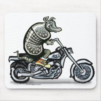 Old Crusty Biker Mouse Mat