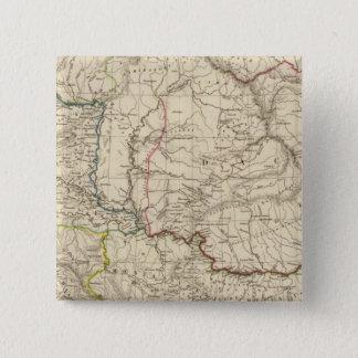 Old Dacia, Pannonia, Illyria, Moesia 15 Cm Square Badge