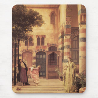 Old Damascus Jews Quarters Mouse Pad