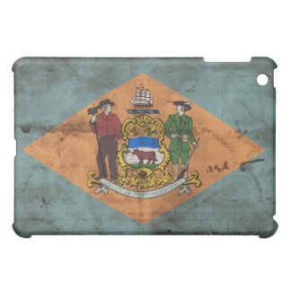 Old Delaware Flag; Case For The iPad Mini
