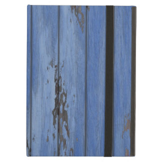Old Distressed Grungy Worn Wood Wooden Barn Wall Case For iPad Air