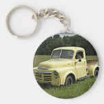old dodge in MO Basic Round Button Key Ring