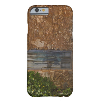 Old door and resting cat barely there iPhone 6 case
