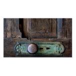 Old Door Knob business card 3.5 x 2  100 pk