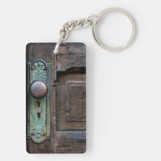 Old Door Knob - keychain