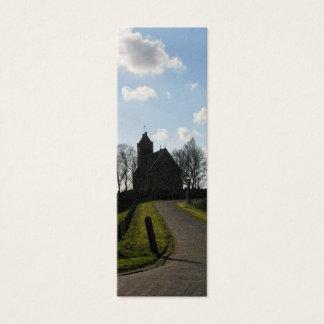 Old Dutch Church Holland Bookmark Mini Business Card
