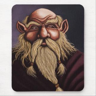 old dwarf fantasy mousepads
