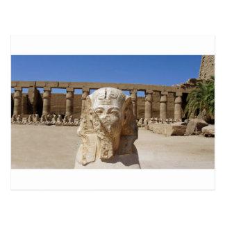 old egypt postcard