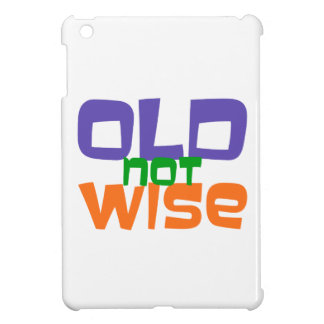 old emergency wise cover for the iPad mini