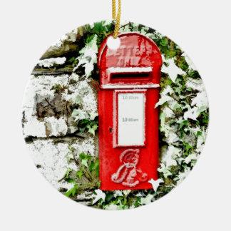 OLD ENGLAND CHRISTMAS ORNAMENT