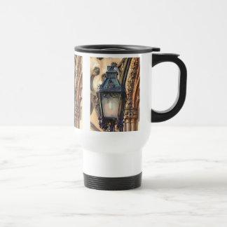 OLD ENGLAND - STREET LAMP UK COFFEE MUGS