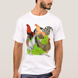 Old English Game Quartet T-Shirt