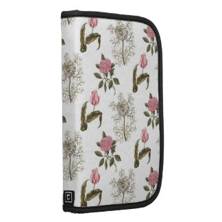 Old English Garden Vintage Floral Pattern Organizers
