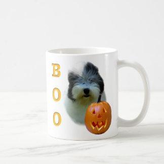 Old English Sheepdog Boo Coffee Mug