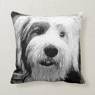 Old English Sheepdog Cushion