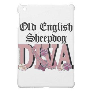 Old English Sheepdog DIVA iPad Mini Case
