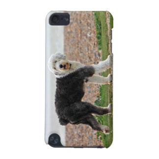 Old English Sheepdog dog ipod touch 4G case, gift iPod Touch 5G Covers