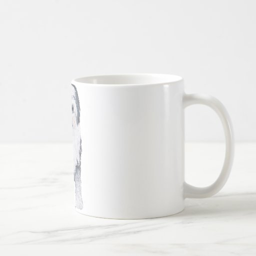 Old English Sheepdog Coffee Mugs
