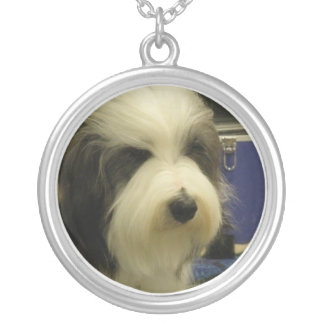 Old English Sheepdog Necklace