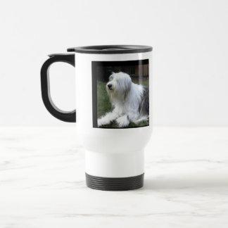 Old English Sheepdog Travel Mug
