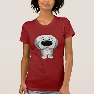 Old English Sheepdogs - Big Nose and Butt Tshirts