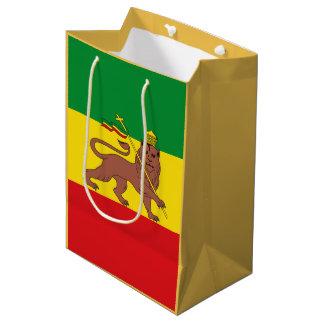 Old Ethiopian flag Medium Gift Bag