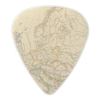 Old Europe Acetal Guitar Pick