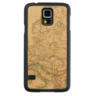 Old Europe Carved Maple Galaxy S5 Case