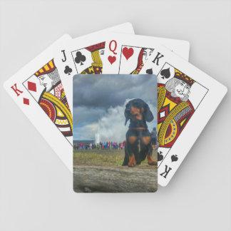 Old Faithful Playing Cards