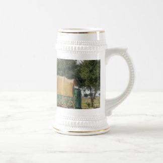 Old Farm Chariot Mug