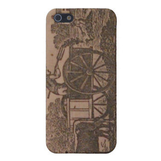 Old Farmers Almanac 19th Century Case For The iPhone 5