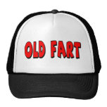 Old Fart 50th Birthday Gifts Cap
