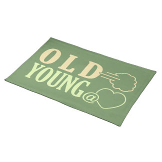 Old Fart custom placemat
