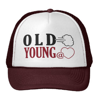 Old Fart hat - choose color