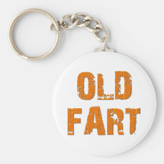 Old Fart Key Chains