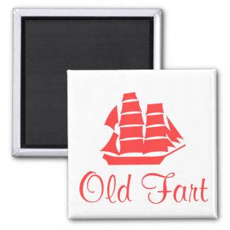 Old Fart Magnet