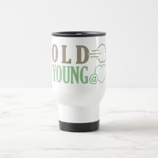 Old Fart mug – choose style & color