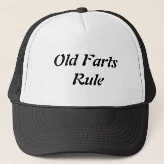 Old Farts Rule hat