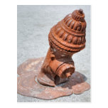 Old Fashion Hydrant Post Cards
