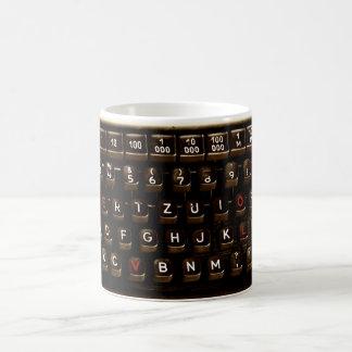 Old Fashion Love - Typewriter Machine Mugs